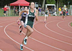 Union County HS Track and Field Championship (Narratography by APJ) Tags: sports field track events nj tournament championships relay apj unioncounty 4x100 narratography kentplaceschool
