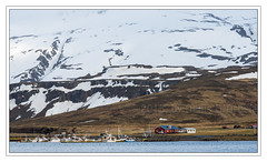 Fishing Village (Crested Aperture Photography) Tags: mountain mountains iceland fishing fjord nordic fjords islande isl icelandic snaefellsness northerneurope fishingtown westerniceland