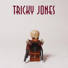 tricky_jones (Mark van der Maarel) Tags: lego space pirates minifig moc