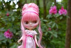 "Blythe a Day April 7 ""Spring Flowers"""