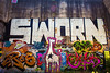 Electric Fortunes to Be Told (Thomas Hawk) Tags: america california eureka humboldtcounty humboldtgasworks northerncalifornia sworn usa unitedstates unitedstatesofamerica abandoned graffiti fav10 fav25 fav50 devilsplayground