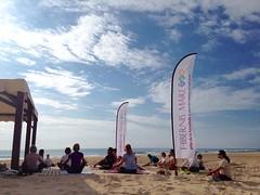 Kundalini Yoga Hibernis Mare 7 mayo 2016 (2) (Visit Pilar de la Horadada) Tags: yoga playa alicante invierno kundalini costablanca zumba comunidadvalenciana ludoteca pilardelahoradada vegabaja milpalmeras vacacionismo diverson hibernismare juntoshacemoscostablanca