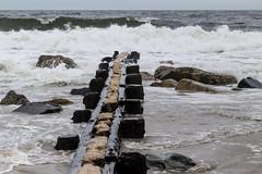 Pilings (aka Buddy) Tags: ocean beach spring surf nj atlantic og seabright 2016