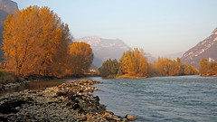 Adige river (ab.130722jvkz) Tags: verona autunno veneto valadige
