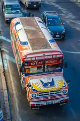 Las Micros de La Paz (Andrs Photos 2) Tags: streets bolivia ciudad lapaz calles altiplano sudamerica elalto lasbrujas