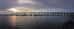 Coronado Bridge (larisavoronina) Tags: panorama coronadobridge