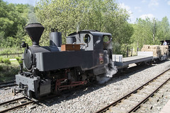 Kerr Stuart 0-6-0WT  w/no 3014/1917  French Artillery Railway (wheelsnwings2007/Mike) Tags: park french country tracks railway stuart artillery staffordshire kerr wno trenches 2016 apedale 060wt 30141917