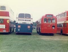 MLL 721 - MXX 435 (markkirk85) Tags: park new bus london buses bea transport royal iv regal 721 aec 1079 mll 435 21953 mxx metrocammell 121952 mxx435 rf458 mll721