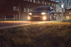 Creepi'n in the night (Mr.Narto) Tags: car nikon low ace wheels clean static a4 audi lowered slammed stance d800 b6 stanced nordicaudi audiofsweden theoutlows audisinscandinavia