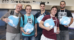 Blue drop gang - DrupalCon New Orleans 2016