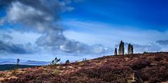 Fyrish Monument (Superali007) Tags: sky monument clouds canon landscape scotland highlands scenic scottish ecosse rossshire alness evanton fyrish scenicsnotjustlandscapes canon7d fyrishmonument efs1585mmf3556isusm efs1585mm