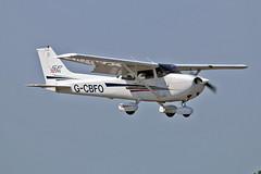 G-CBFO Cessna 172S Skyhawk P Warren-Gray Sturgate Fly In 05-06-16 (PlanecrazyUK) Tags: sturgate egcs fly in 050616 lincoln aero club ltd gcbfo cessna172sskyhawk pwarrengray fly in
