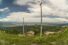 this is Italy.jpg (@gimen70) Tags: italy panorama alps landscapes spring sony fisheye land 16mm zenitar a7 padana