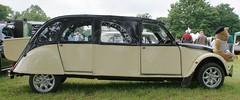 Stretched 2CV (Lazenby43) Tags: citroen 2cv customcar