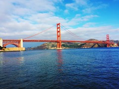Golden Gate Bridge shot on an iPhone 6 (Selma Grytzell) Tags: sf sanfrancisco california bridge goldengatebridge iphone iphone6