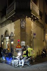 Florenz bei Nacht010 (Roman72) Tags: italien architecture stadt architektur firenze nightshots oldcity ville florenz nachtaufnahmen