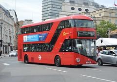 LT119 LTZ1119 (PD3.) Tags: uk england bus london buses ahead go wright lt 1119 119 goahead wrightbus ltz nbfl newroutemaster borismaster ltz1119 lt119
