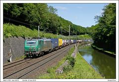 SNCF 37051 - Arzviller - 40373 (22-06-2016) (Vincent-Prins) Tags: sncf prima 37051 arzviller 40373