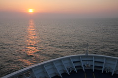 on the way to Scotland (Christopher DunstanBurgh) Tags: northsea nordsee dfds kingseaways