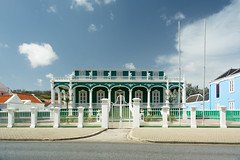 The Wedding Cake House (timohermann) Tags: curacao curaao willemstad
