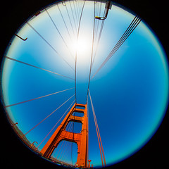 I Think It's Over and Then It Starts Again (Thomas Hawk) Tags: sanfrancisco california bridge usa unitedstates fav50 unitedstatesofamerica goldengatebridge fav10 fav25 fav100