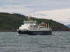 MV Lochnevis, Isle of Rum (Russardo) Tags: sea ferry scotland boat mac ship cal rum loch isle calmac ferries mv caledonian nevis macbrayne lochnevis