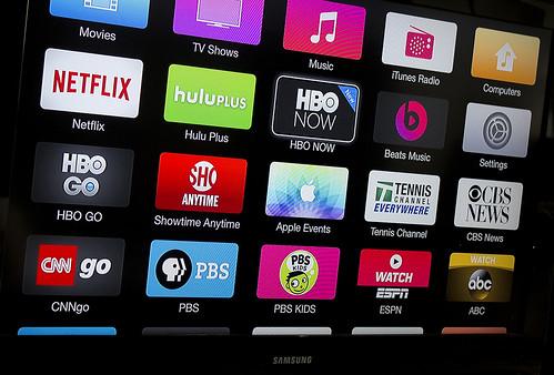 HBO Now Apple TV by Harrison Weber, on Flickr