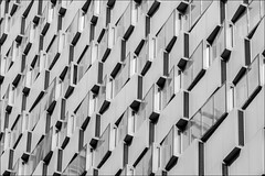 Repetitive (Jan Moons) Tags: china building architecture grey beijing repetition cubes repetitive