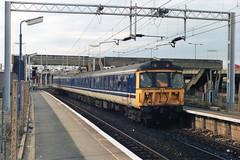 310 103 (Sparegang) Tags: 310103 class310 emu regional bescot britishrail midlandregion regionalrailways