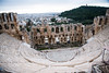 Odeon of Herdoes Atticus (tgdj) Tags: stone ancient amphitheatre athens greece acropolis herodes herodesatticus ancienttimes