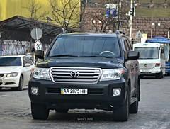 AA2875HI (Vetal_888) Tags: toyota landcruiser 200 licenseplates ukraine kyiv номернізнаки aa2875hi aa україна київ tlc tlc200