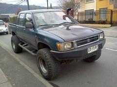 Toyota Hilux 4x4 (juliosaez22) Tags: toyota hilux indestructible