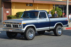 FABULOUS FORDS FOREVER (Navymailman) Tags: show park car berry farm forever fabulous fords knotts fff buena 2015