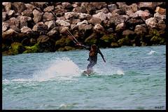 "Kitesurf ""El Arbeyal"" 28 Abril 2015 (LOT_) Tags: water switch team spain gijón air lot kiteboarding kitesurf jumps arbeyal ronix switchkites nitro3 ©lot"