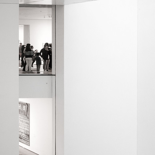the emptiness as a subject | #MoMA - calm and clean [2/3] | new york city, september 2014 | #LumixGX7