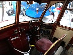 Tantivy OB cab (Coco the Jerzee Busman) Tags: uk bus bedford islands coach motors jersey ob channel sb5 tantivy duple