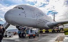 Airbus A380-861 F-WWDD at Farnborough Airshow 2012 (Mark_Aviation) Tags: show airplane airport force martin aircraft air united navy airshow f16 falcon airbus a380 states fighting f18 airlines lockheed usaf 72 usn farnborough 2012 fa18 atr fa18f f16c fwwdd a380861 910358 72600 fwweo 166677