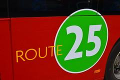 Brighton Route 25 (PD3.) Tags: park uk england bus london buses ahead mercedes benz coach brighton paint general metro hove centre go north group hampshire gateshead east 127 company route 25 dorset barton trim mal articulated 108 bendy psv pcv bendybus eastleigh metrocentre repaint hants goahead 5339 citaro x66 oxj mal108 bl57 bl57oxj
