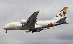 A6-APB Airbus A380-861 Etihad Airways (R.K.C. Photography) Tags: uk aircraft airbus a380 etihadairways lhr airliners egll londonheathrowairport a380861 canoneos1100d a6apb