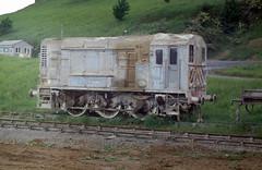 1981-06-07 15231  Rylstone (John Carter 1962) Tags: industrial br rail trains railways britishrail exbr