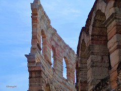 Simply antique (frenziM) Tags: italy architecture antique ruin arena verona romans antiquity