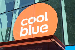 Coolblue shop (DennisM2) Tags: amsterdam shop logo store winkel coolblue