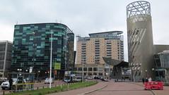 Manchester'16 (68) (Silvia Inacio) Tags: uk inglaterra england architecture manchester arquitectura salfordquays