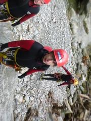 P1120364 (Mountain Sports Alpinschule) Tags: blue mountain sports lagoon canyoning zillertal zemmschlucht alpinschule