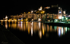 Portovenere - La Spezia (enry73) Tags: street city light sunset art nature night creativity photography photo arts style natura story styles followme creativit flickrunited flickrunitedaward samsungnx300