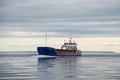 Willeke (Bomanson) Tags: water ship shipping vnern gtacanal