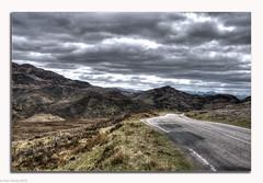 Moody scottish landscape with creative hdr (nhawtin) Tags: clouds landscape scotland hdr photomatix sonya77ii