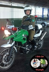 BMW Biker Girls 002 (gr.4646) Tags: bmw biker girls police chili f 700 gs
