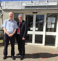 Visiting Tranent Health Centre