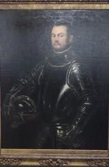 Tintoretto (Jacopo Comin) 1518-1594 (sftrajan) Tags: portrait museum painting mexicocity retrato artmuseum pintura italianart ciudaddemxico tintoretto museosoumaya europeanart jacopocomin